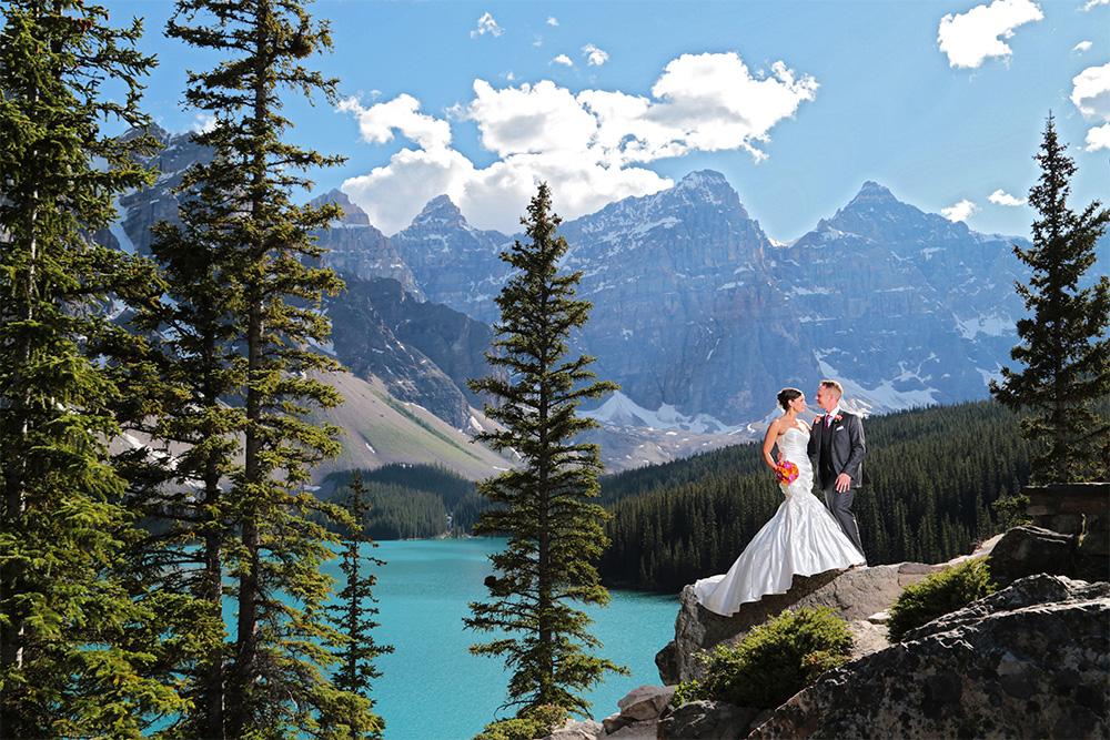 Banff Canmore Lake Louise Calgary Rocky Mountain Wedding: Banff Wedding Photographers :: Alpine Peak Photography
